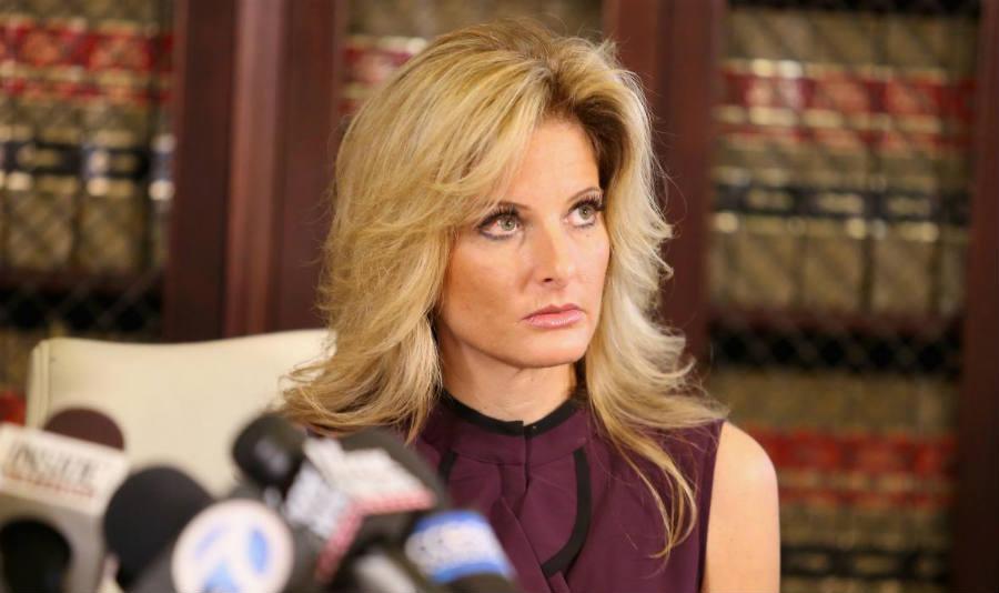 Summer Zervos, ex- Aprentice contestant, also accused Trump of improper behavior.