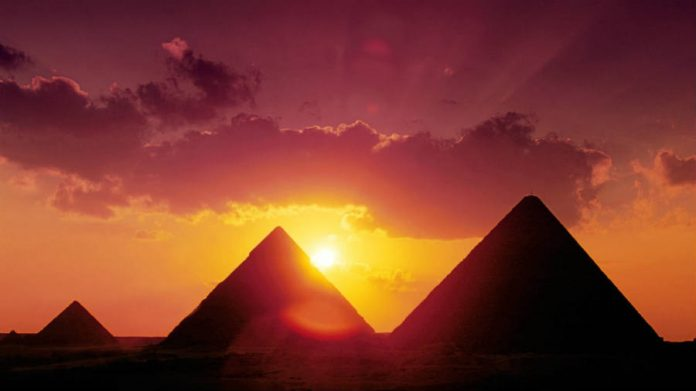 Scientists might have discovered secret chambers in the Great Pyramid of Giza.