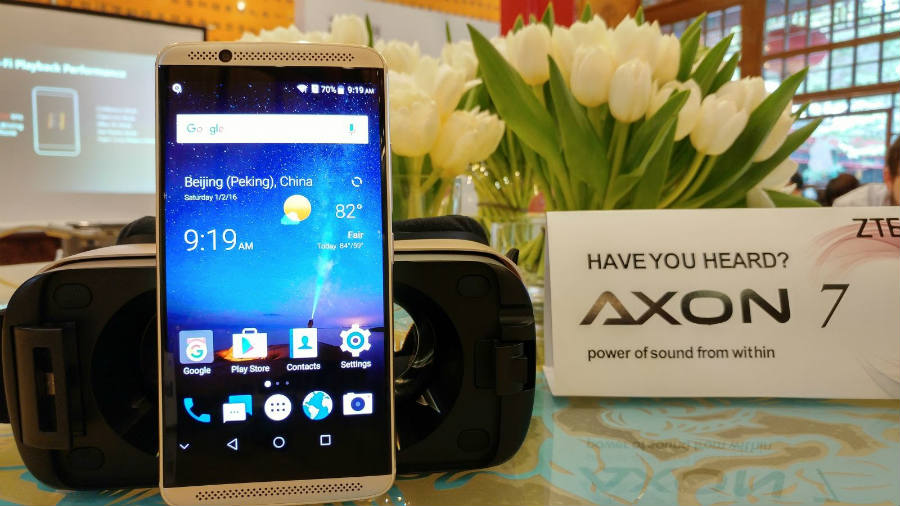 Win an Axon 7 by choosing ZTE's next flagship.