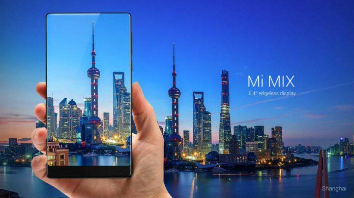 Xiaomi Mi MIX and Mi Note 2