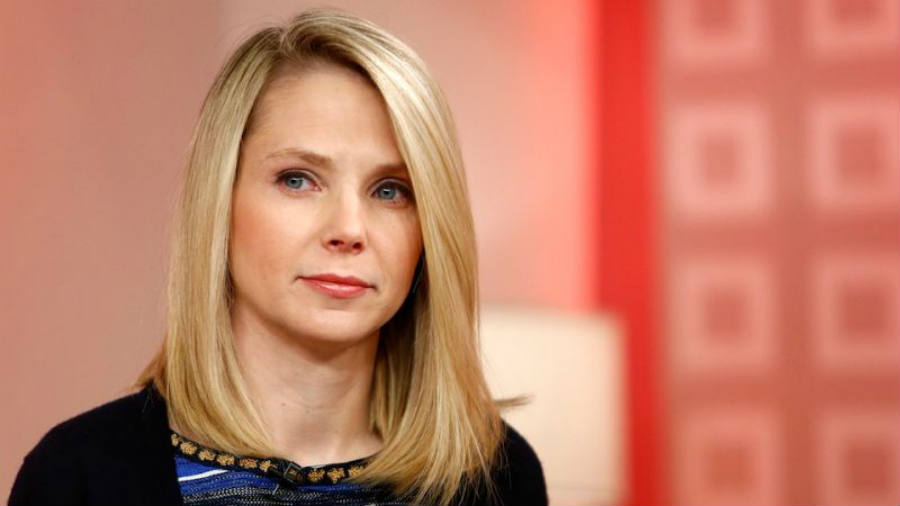 Yahoo's CEO Marissa Mayer agreed to give the NSA access to the company's customers.