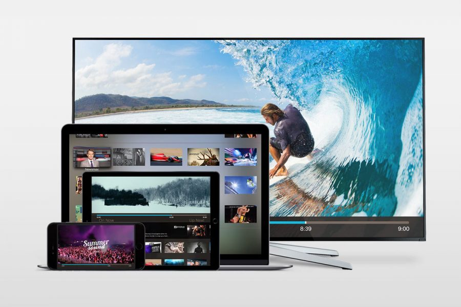 The battle for the top TV streaming service just got a new player on the table, BitTorrent live. Image Source: Digital Trends