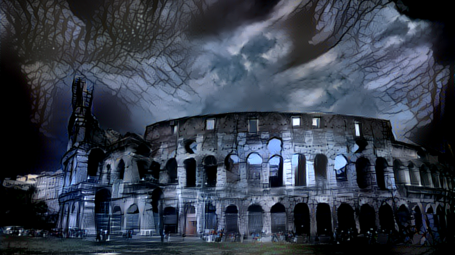 colosseumhaunted