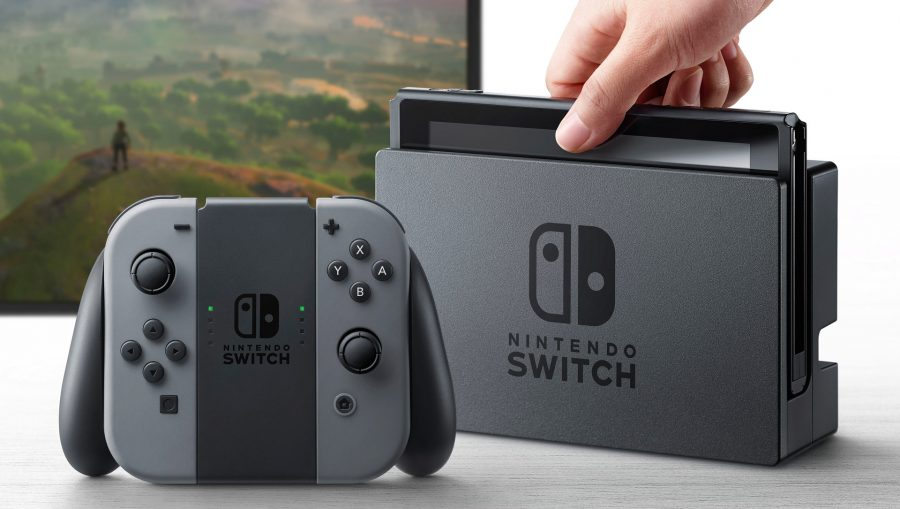 Nintendo has introduced a new modular gaming console named Nintendo Switch. Image Source: Polygon
