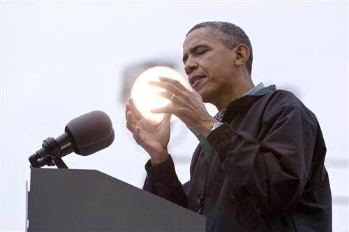 Barack Obama Wizard Meme origin.