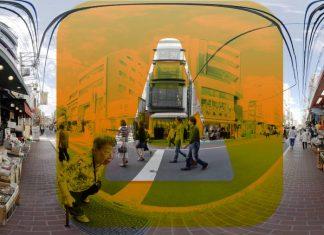 360 viedo - VLC - VideoLan