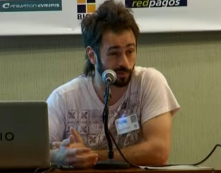 Alejandro Damiani, Aparato, MAMON.