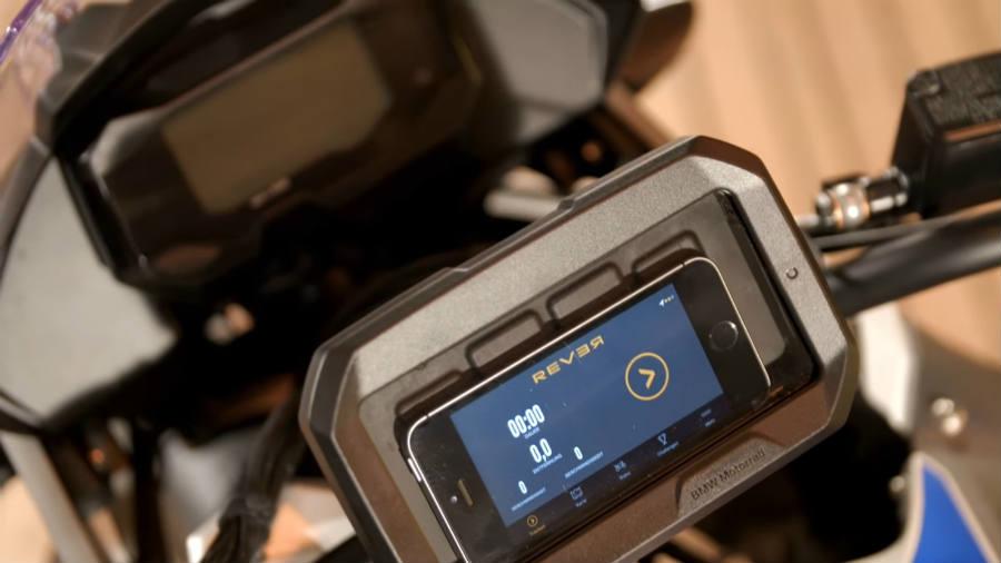 BMW G310GS Adventure Tourer LCD.