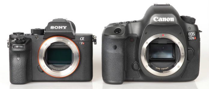 Canon EOS 5D Mark IV Vs. Sony Alpha A7R II