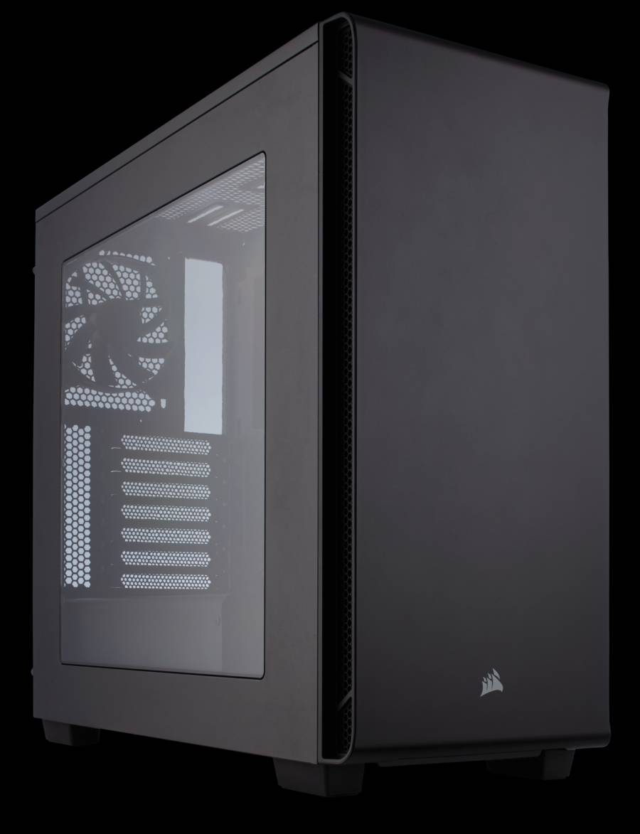 Carbide_270R_Windowed_photo. Image: Corsair Components.