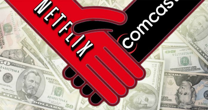 Comcast and Netflix deal