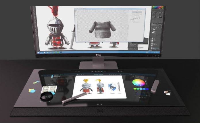 Dell reveals Smart Desk teaser at the Adobe MAX 2016