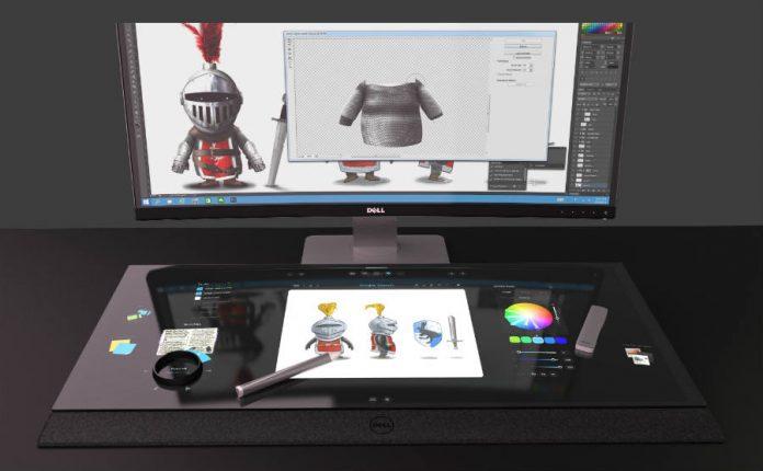 Dell reveals Smart Desk teaser at the Adobe MAX 2016