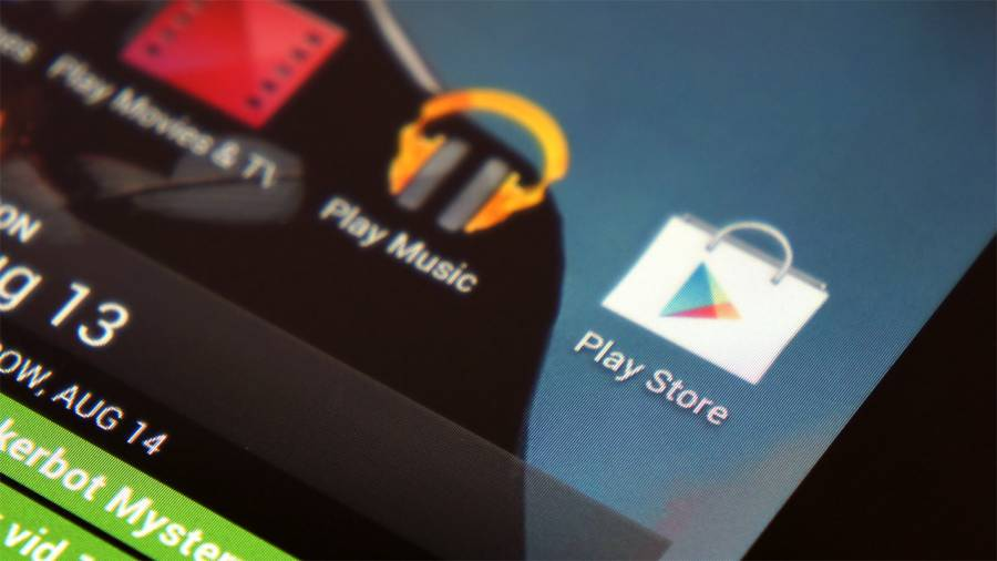 Google Play has a 30-day free trial. Image: Venture Beat.