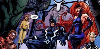Marvel and ABC announce an Inhumans TV series