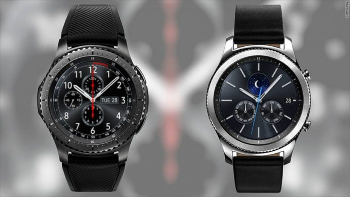 Samsung's Gear S3 is basically a smartphone