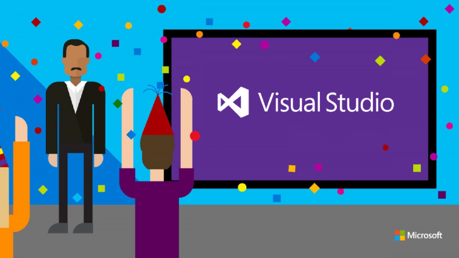 Visual Studio is set to bring all developers together. Image Source: The Next Web