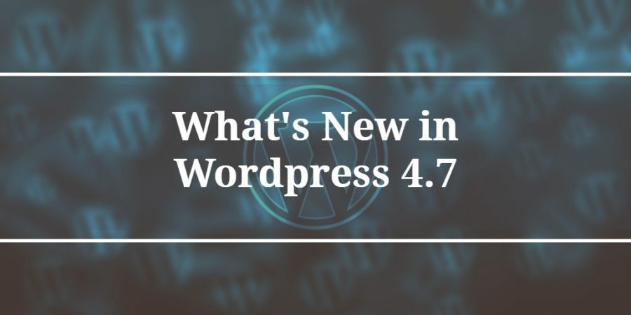 Wordpress releases its latest update for beta testing, Image Source: Internet Seek Ho