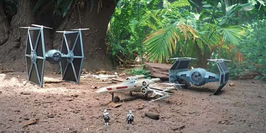 Propel Toys has made hardcore fans' dreams come true with its Star Wars Drones. Image Source: Screen Rant