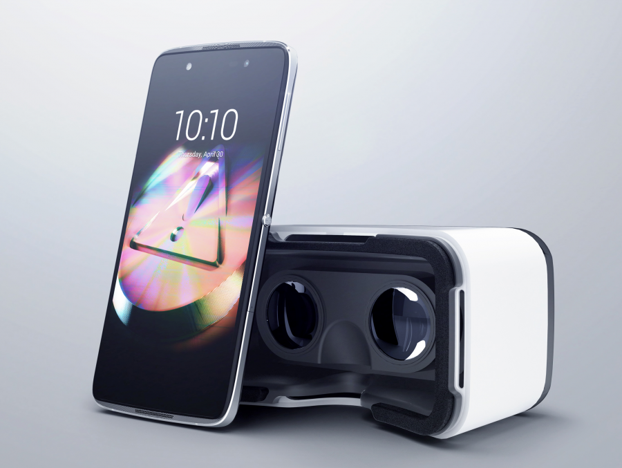 Neither Alcatel nor Windows has announced a store for users to purchase additional VR content. Image Source: Android Police