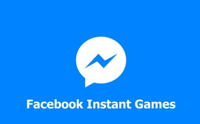 Instant Games by facebook.