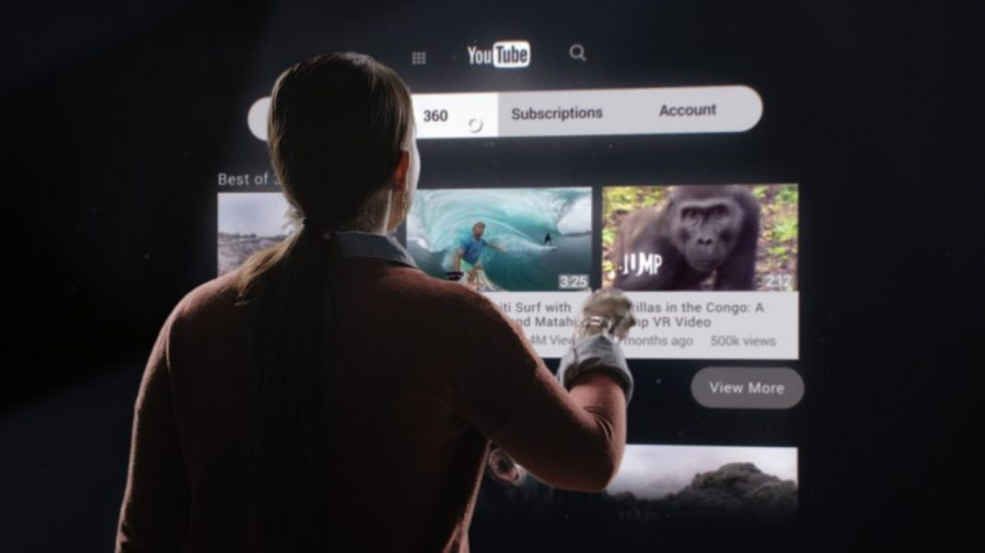 Google's DayDream offers a budget VR-headset, while YouTube delivers top VR apps for users to enjoy. Image Source: YouTube