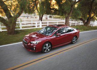 2017 Sport Sedan in Lithium Red Pearl.