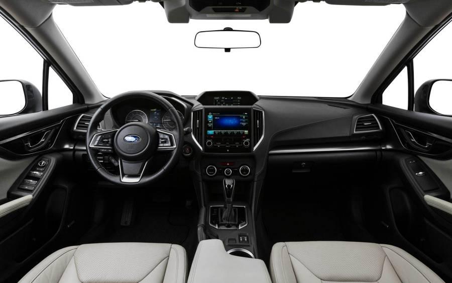 2017 Subaru Impreza Interior Front Panel