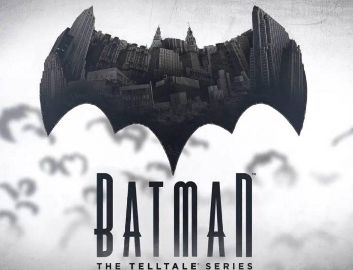 Batman episode 5 city of light, tell tale games teaser