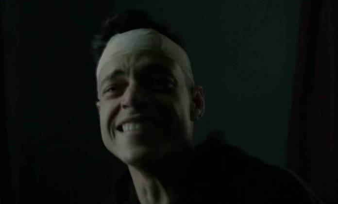 Elliot Laughing.