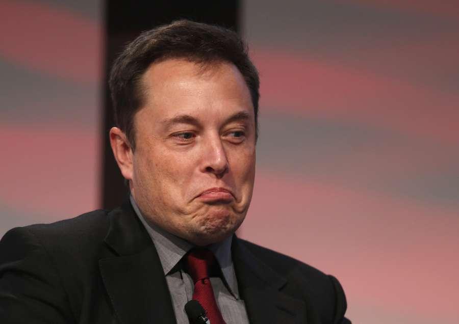 Elon Musk, ok then.