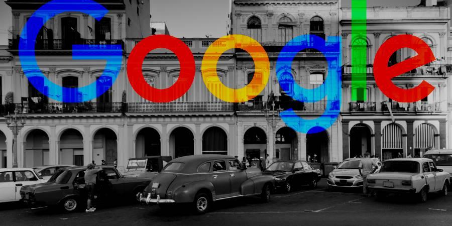 Cuba-Google-service deal