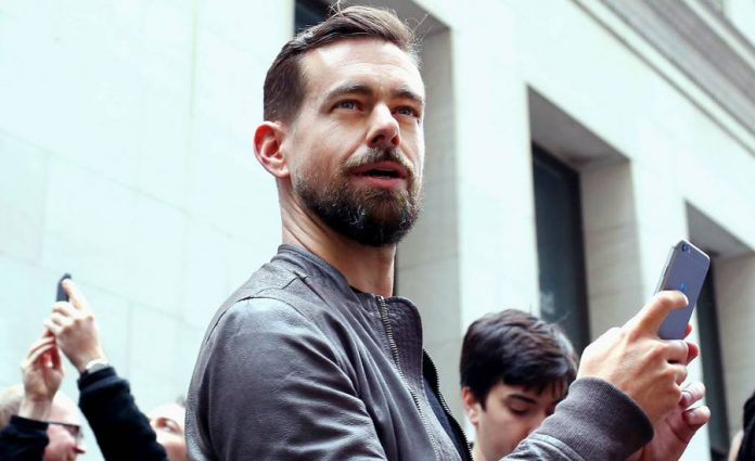 Jack Dorsey reaches out for help.