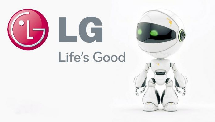 LG will showcase 3 domestic robots at CES 2017