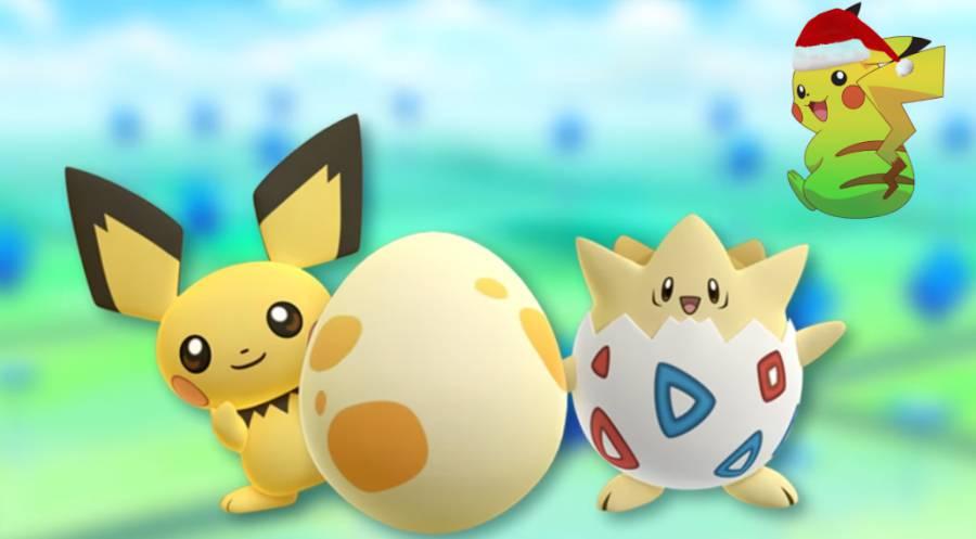 Christmas Update Pokemon Go.Pokemon Go Christmas Update Adds Gen 2 Babies Holiday Pikachu