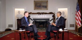 Steve Inskeep interviews Barack Obama at the White House.