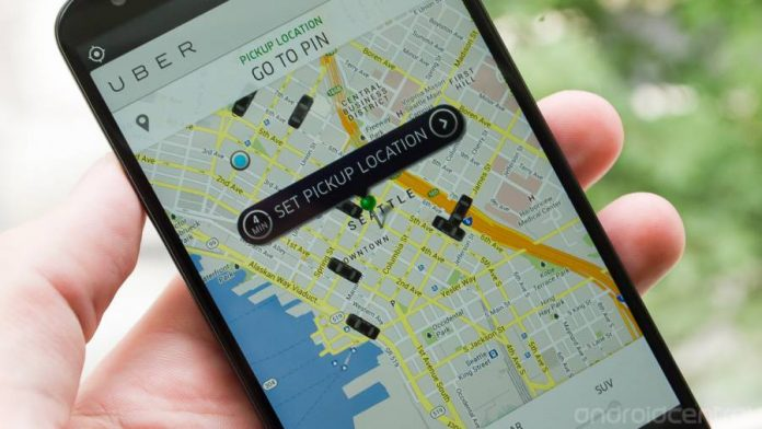 Uber updates its app