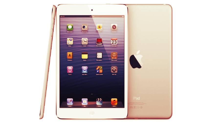 iPad mini 5 gossip.
