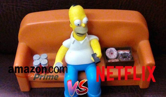 Netflix-Amazon Prime comparison