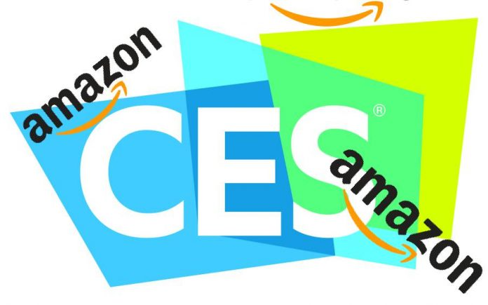 Amazon is everywhere at CES 2017.