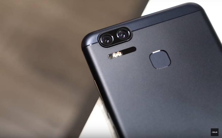 Asus Zenfone 3 Zoom camera.
