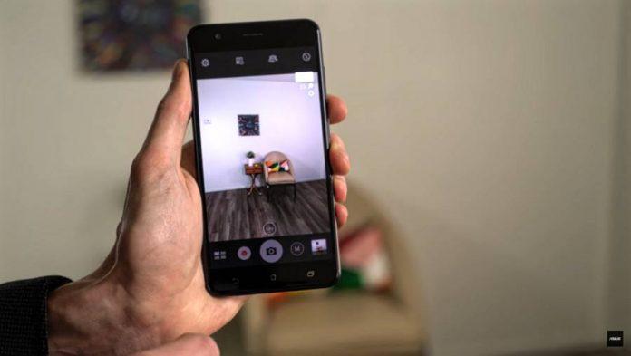 Asus Zenfone 3 Zoom.