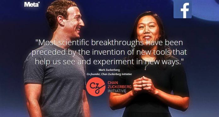 Chan-Zuckerberg Initiative acquires Meta.