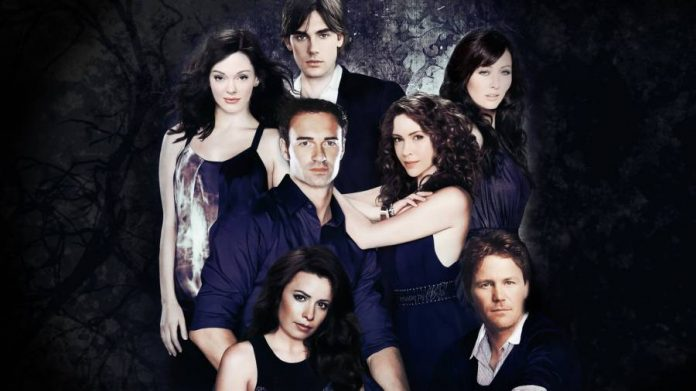 charmed full cast poster