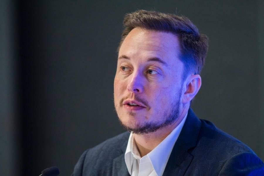 Elon Musk with beard.