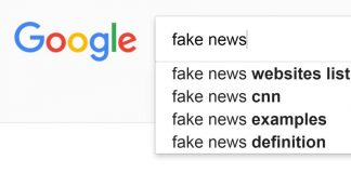 Fake News examples.