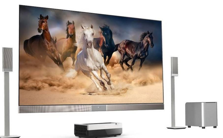 Hisense 100H10D Laser TV