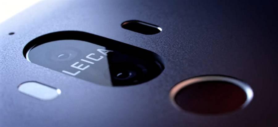 Huawei Mate 9 Leica cam