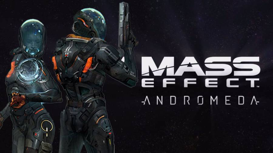 Mass Effect Andromeda.
