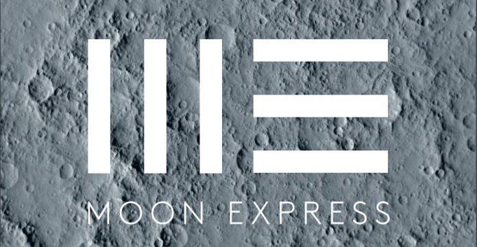 Moon Express logo.